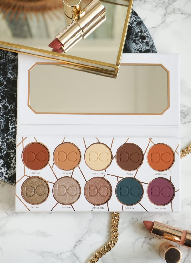 Dominique Cosmetics The Latte Eyeshadow Palette Review