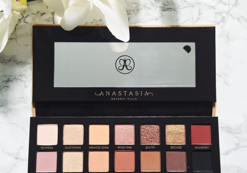Anastasia Beverly Hills Soft Glam Palette | Review