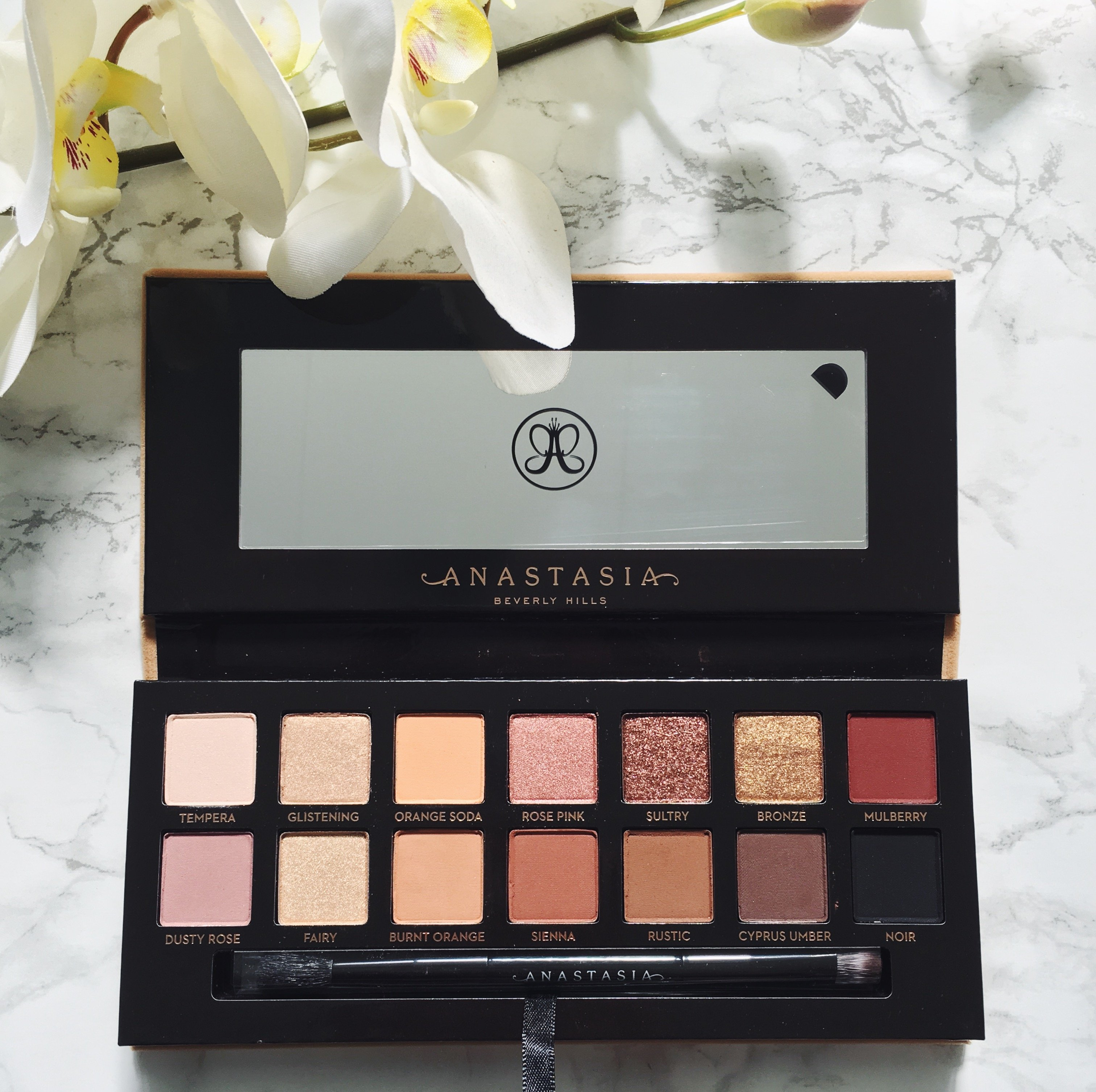Anastasia Beverly Hills Soft Glam Palette | Review ⋆ Beautymone