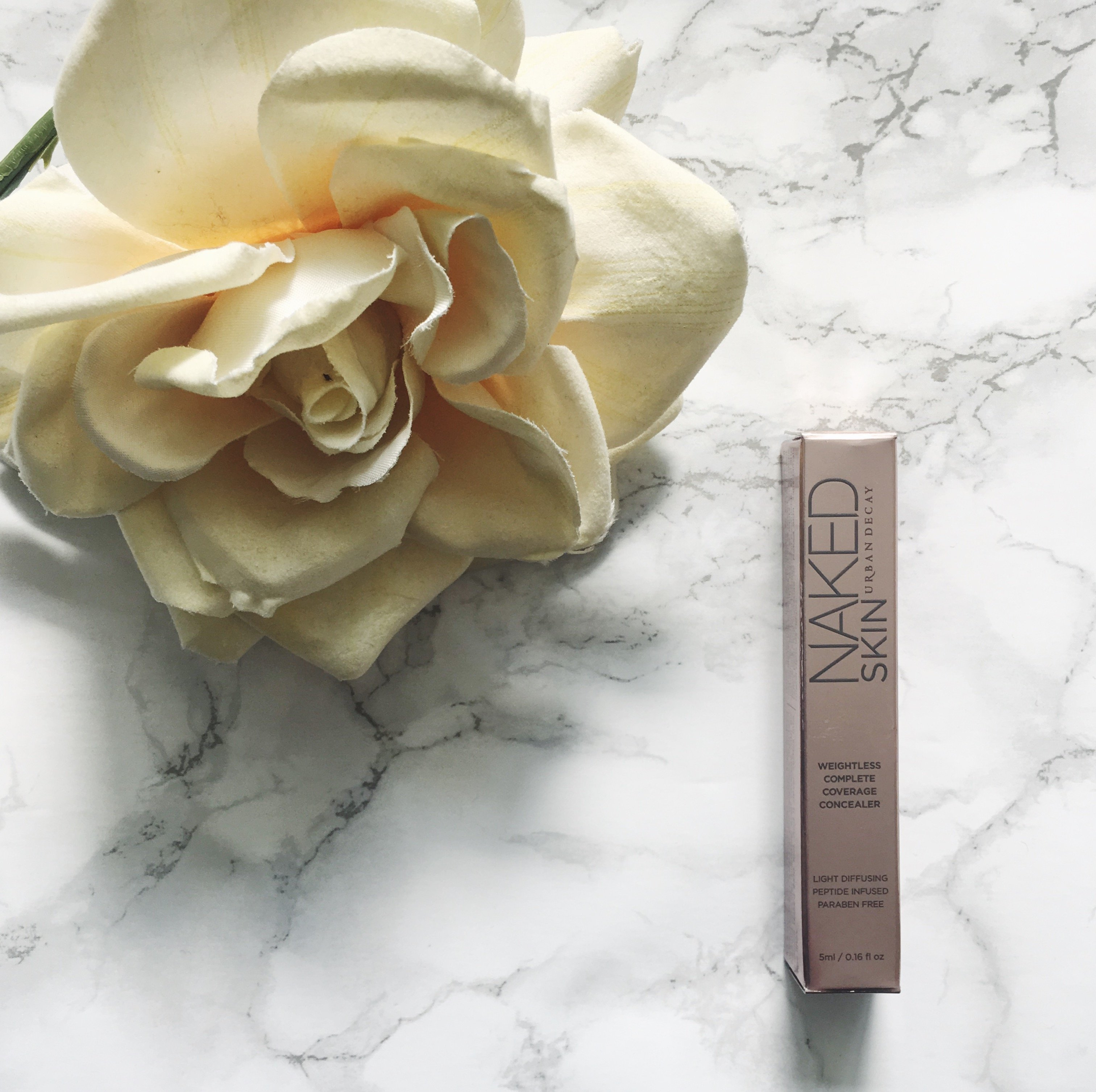 Urban Decay Naked Skin Concealer | Review ⋆ Beautymone
