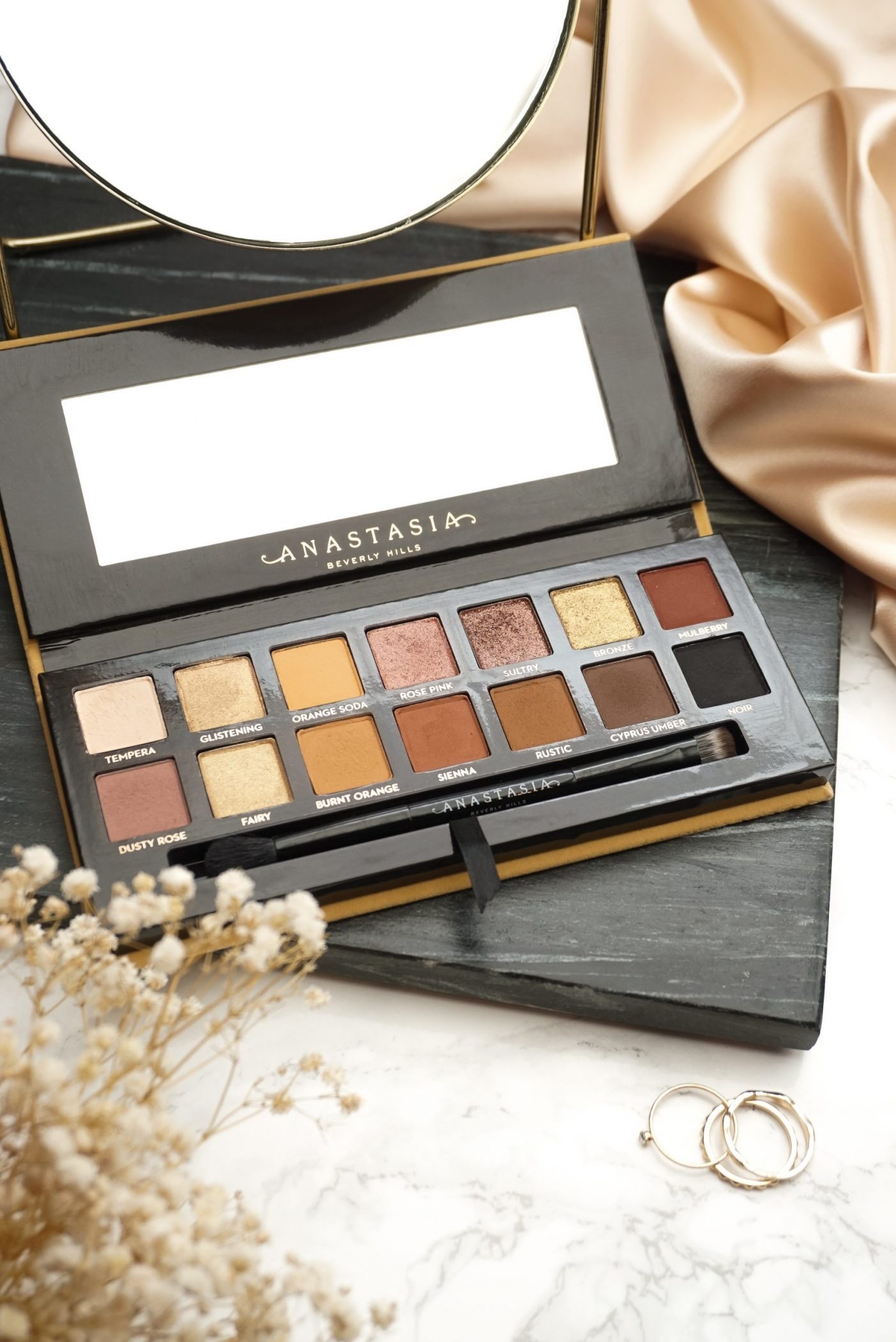 Luxurious Anastasia Beverly Hills Soft Glam Palette Review