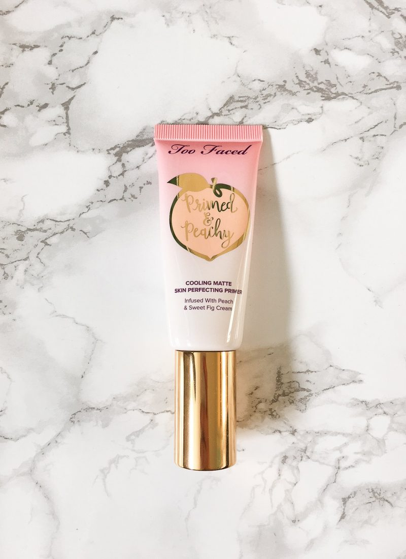 Too Faced Cooling Matte Skin Perfecting Primer | Review