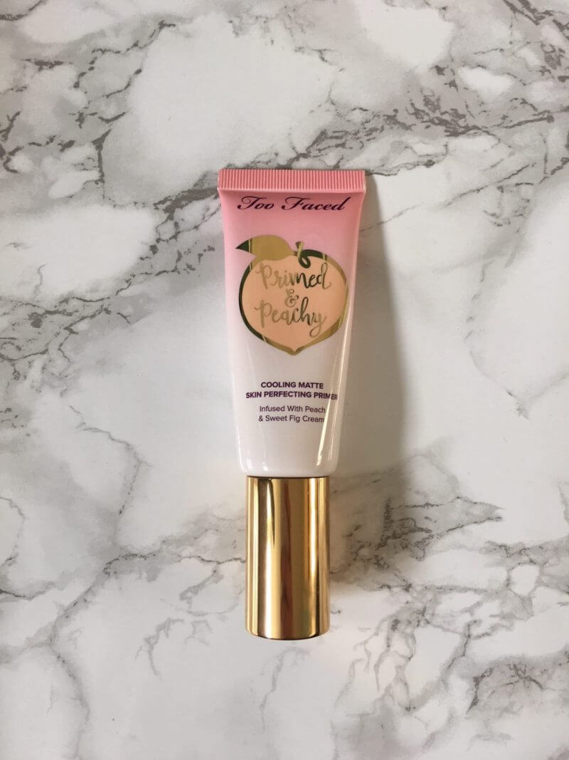 Too Faced Cooling Matte Skin Perfecting Primer | Review ⋆ Beautymone