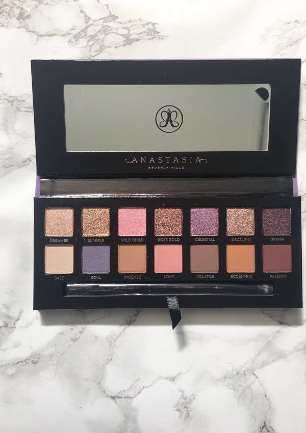 Anastasia Beverly Hills Norvina Palette | Review