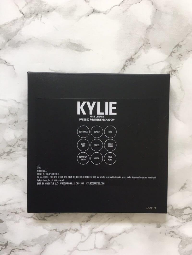 Kylie Cosmetics Sorta Sweet Palette & 3 Lipliners | Review ⋆ Beautymone