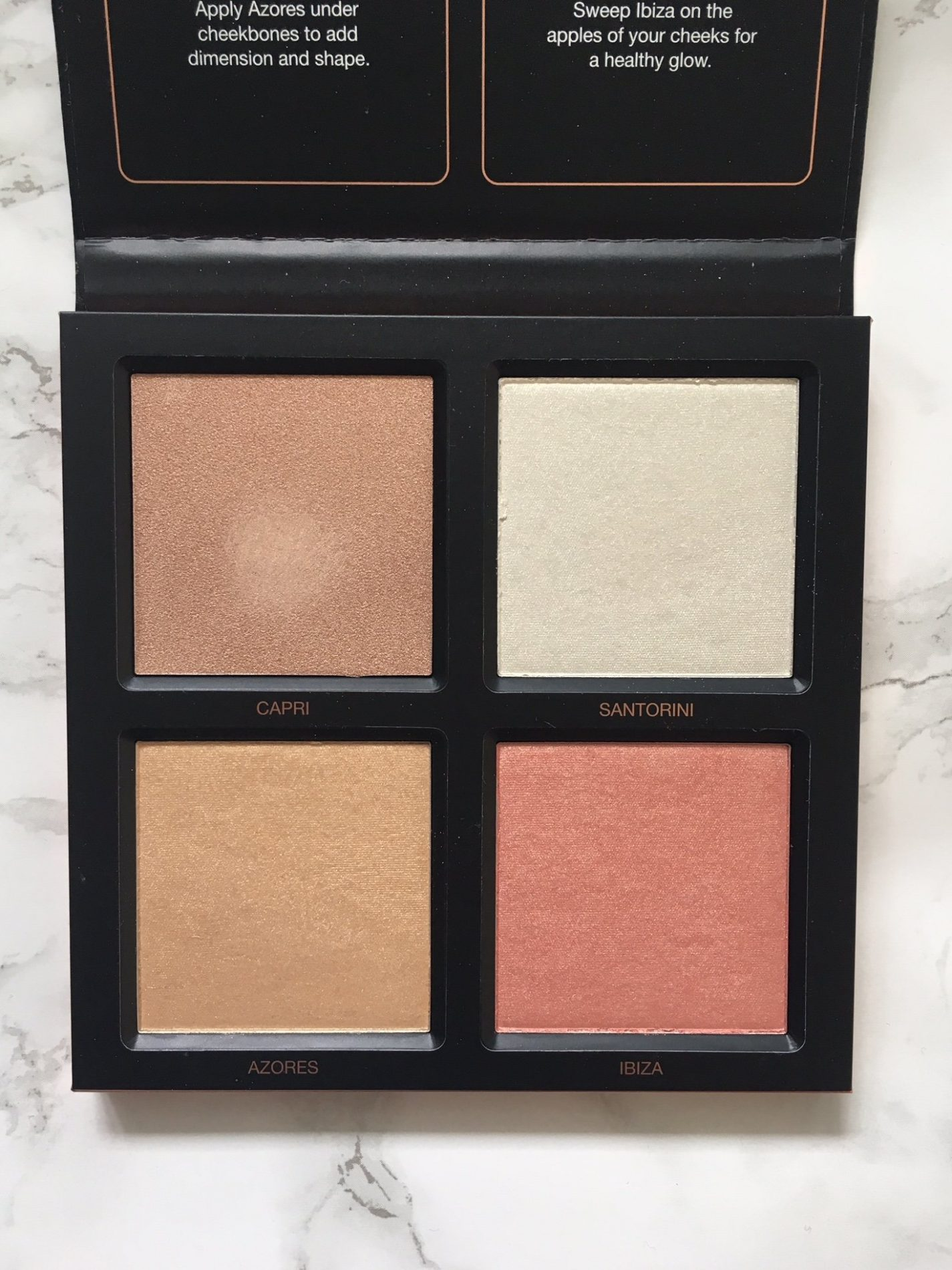 Huda Beauty Highlighter Palette & Eyeshadow Palette | Review ⋆ Beautymone