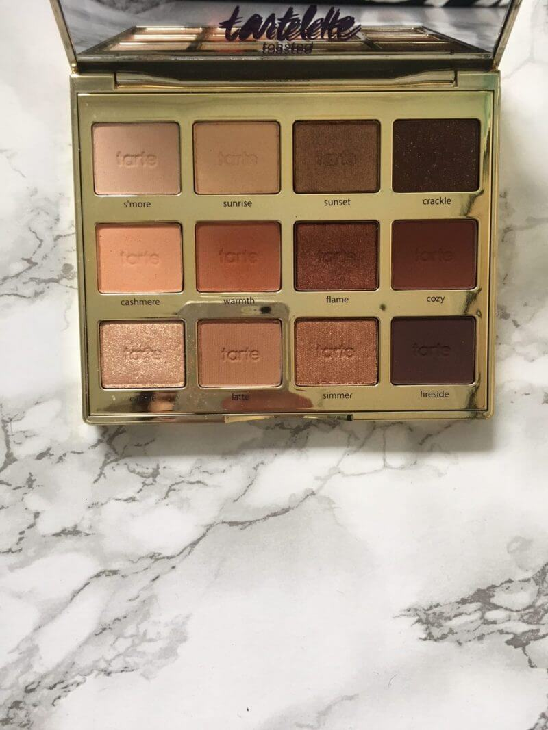 Tarte Cosmetics Tartelette Toasted Palette | Review ⋆ Beautymone