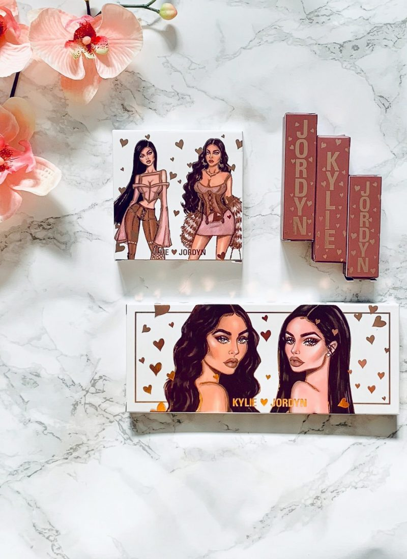 Kylie Cosmetics x Jordyn Woods Collection | Review & Swatches