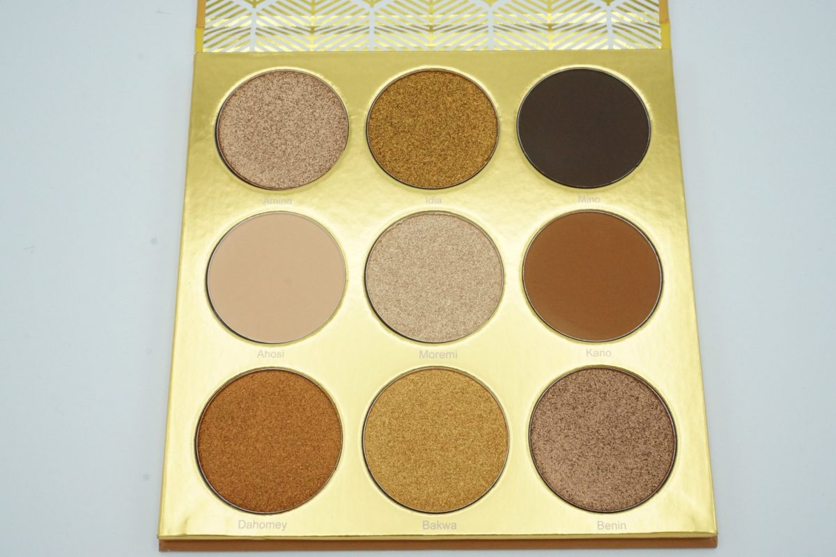 Juvia's Place The Warrior Palette | Review ⋆ Beautymone