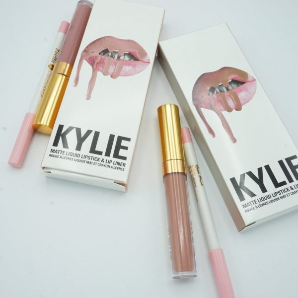 Kylie Cosmetics vs Colourpop Lip Kits ⋆ Beautymone