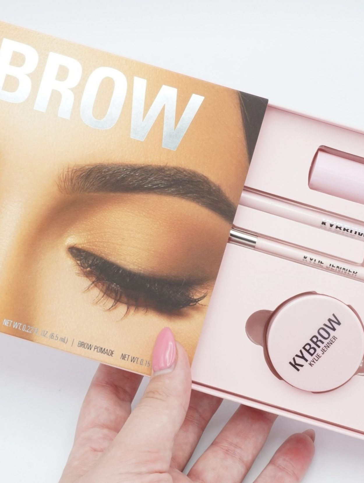 Kylie Cosmetics Kybrow Products | Review ⋆ Beautymone