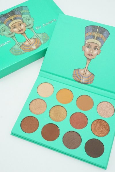 Juvia's Place The Nubian Palette   Review