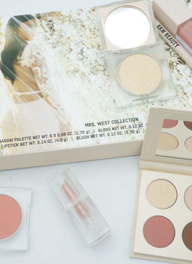 KKW Beauty Mrs. West Collection | Review