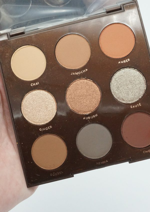 Colourpop Brown Sugar Eyeshadow Palette | Review