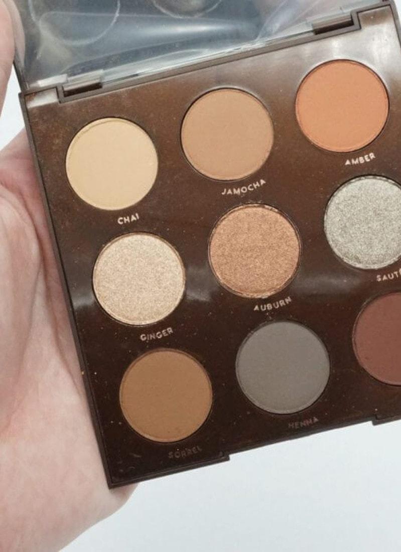 Colourpop Brown Sugar Eyeshadow Palette | Review