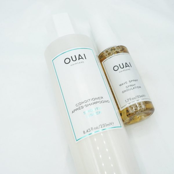 Do I Like My New Haircare Products? | OUAI Products Review ⋆ Beautymone