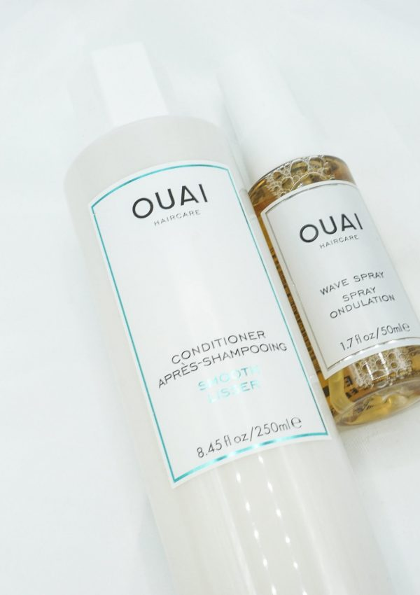 Do I Like My New Haircare Products? | OUAI Products Review