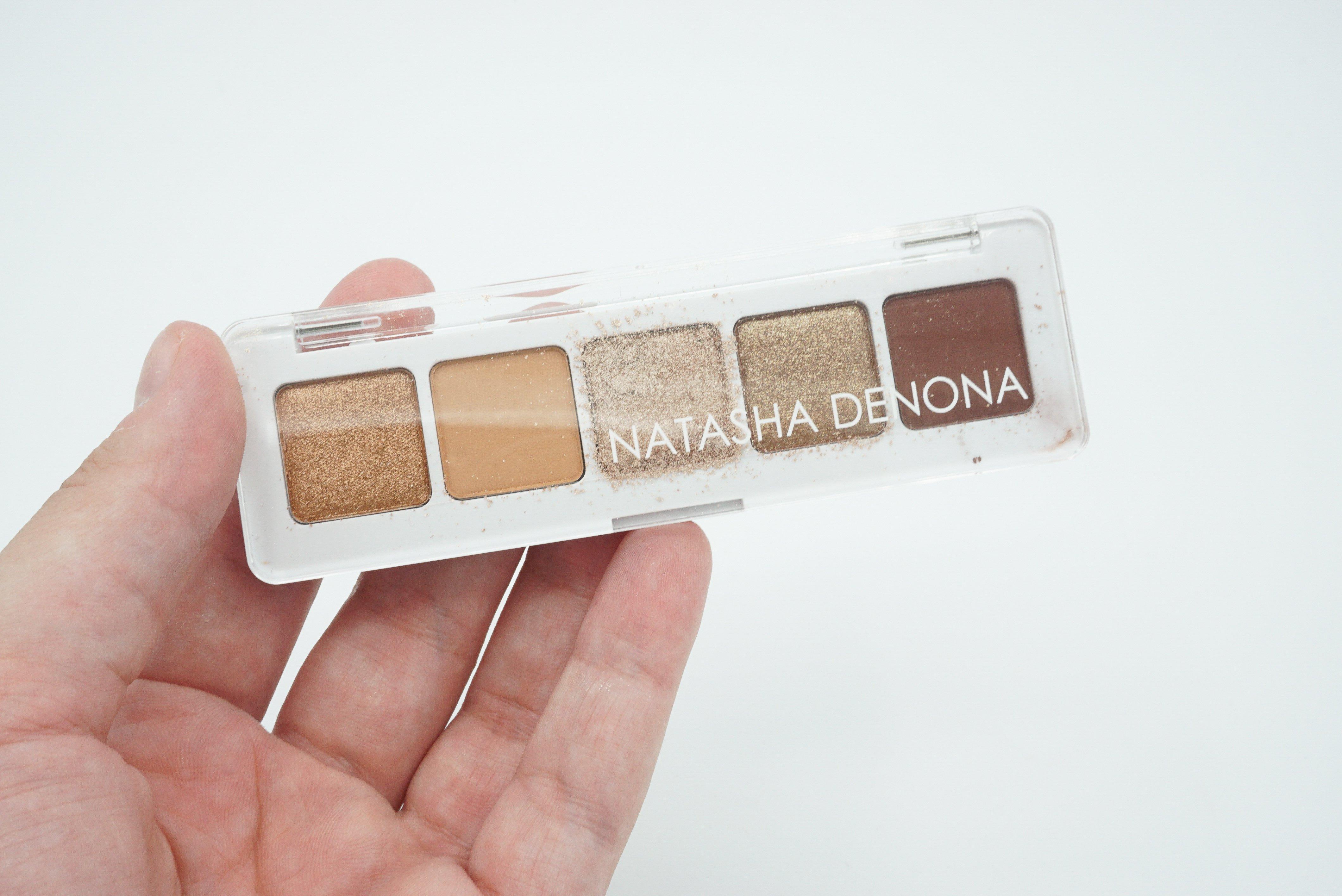 Huge Sephora Haul | Natasha Denona Mini Nude palette
