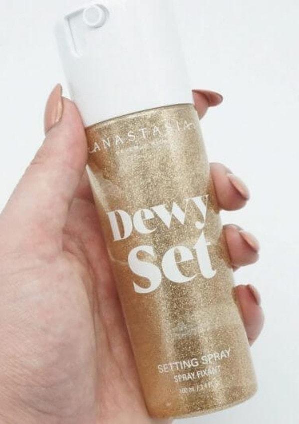 Anastasia Beverly Hills Dewy Set Setting Spray