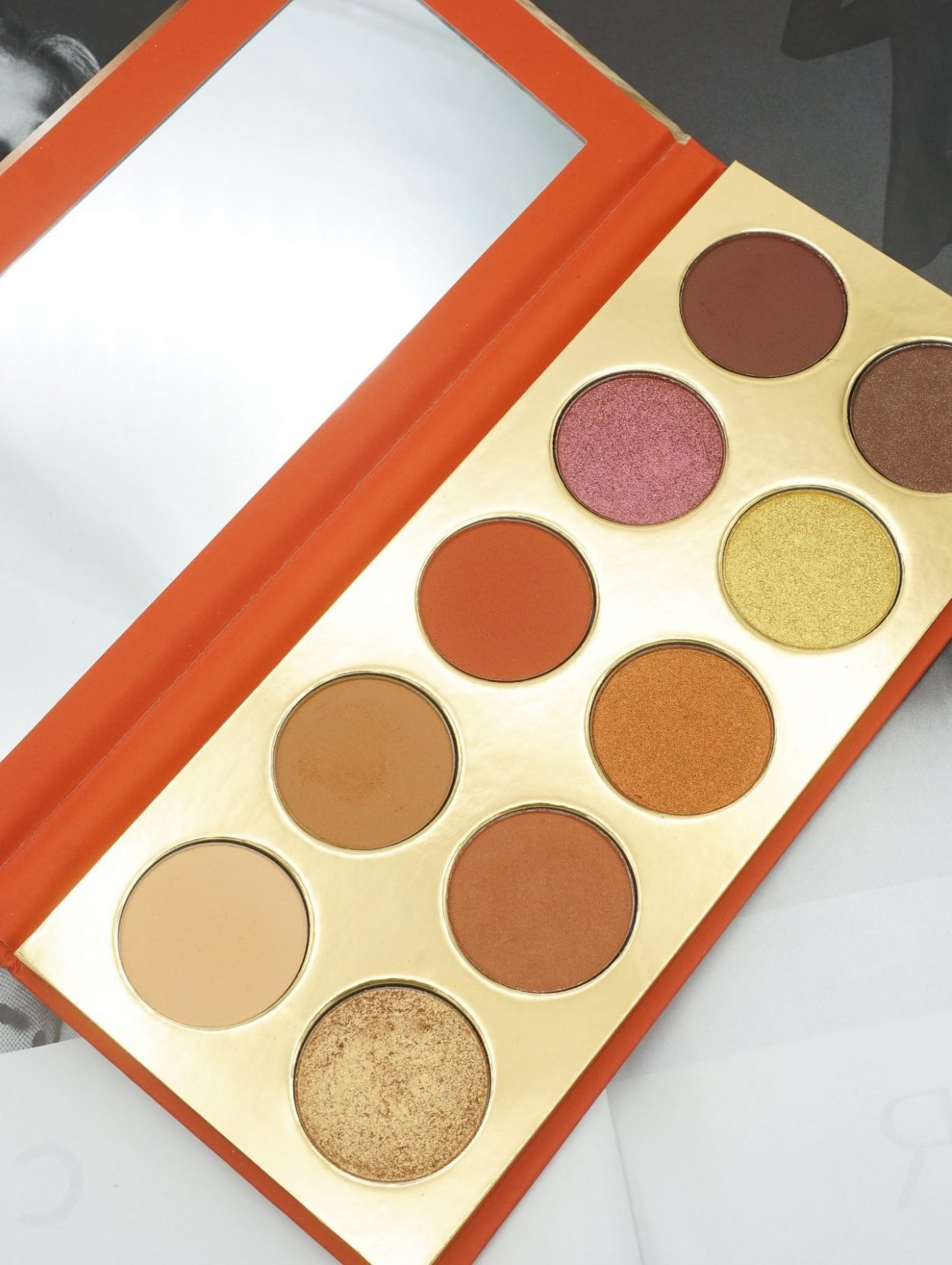 KKW Beauty Sooo Fire Eyeshadow Palette | Review & Swatches ⋆ Beautymone