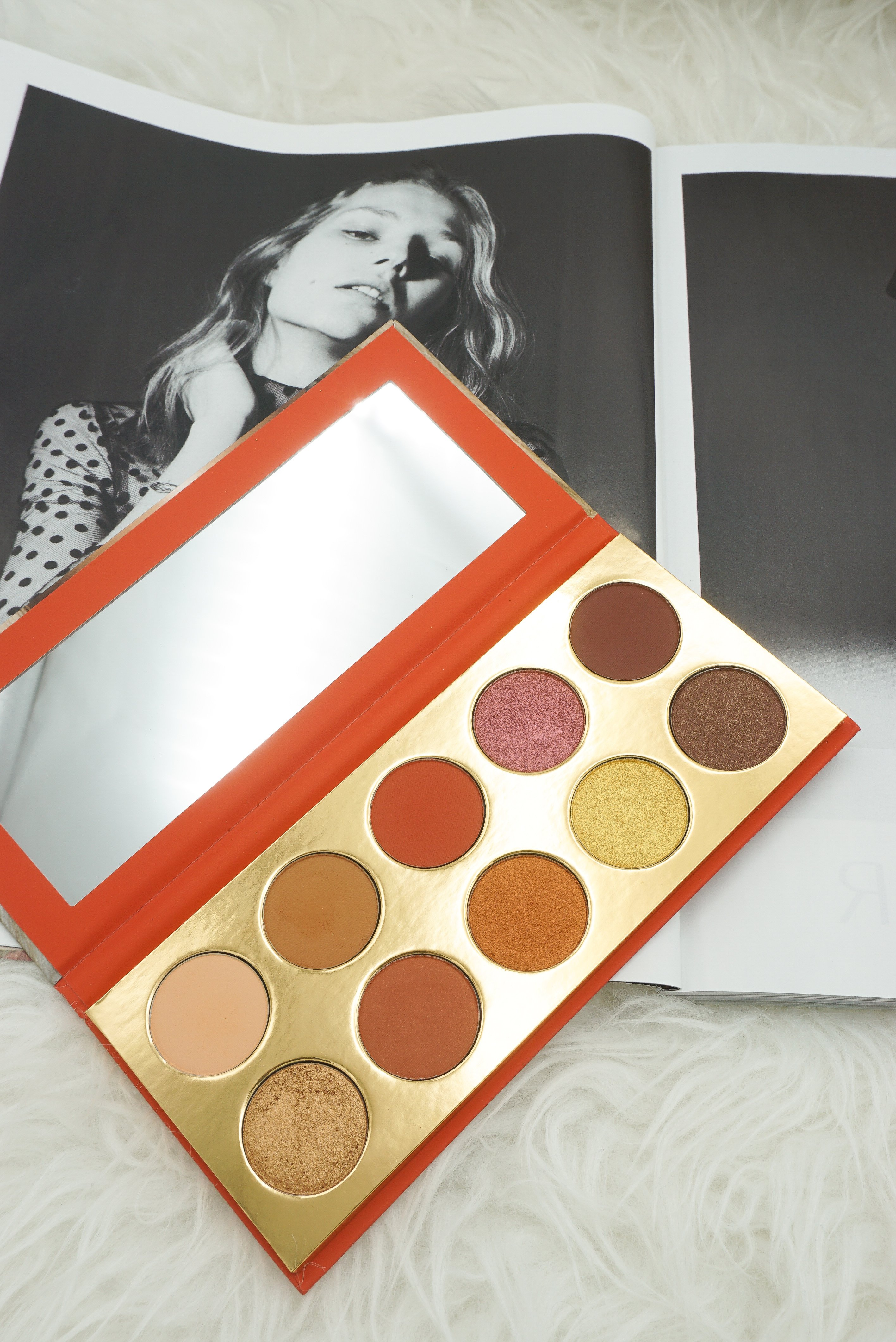 KKW Beauty Sooo Fire Eyeshadow Palette | Review & Swatches