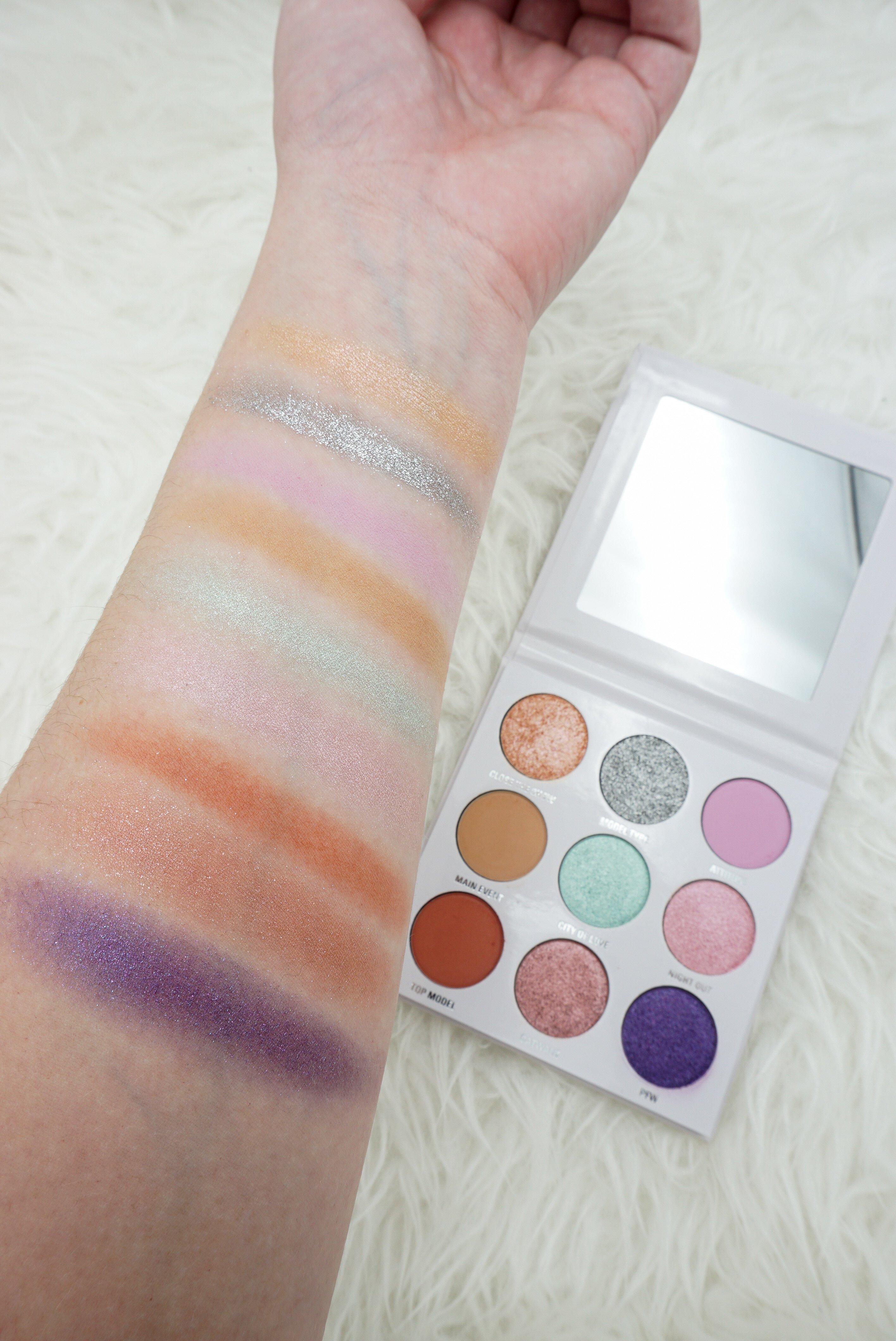 Kylie x Balmain Palette by Kylie Cosmetics #7