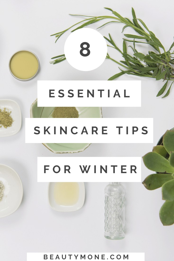 8 Essential Skincare Tips for Winter