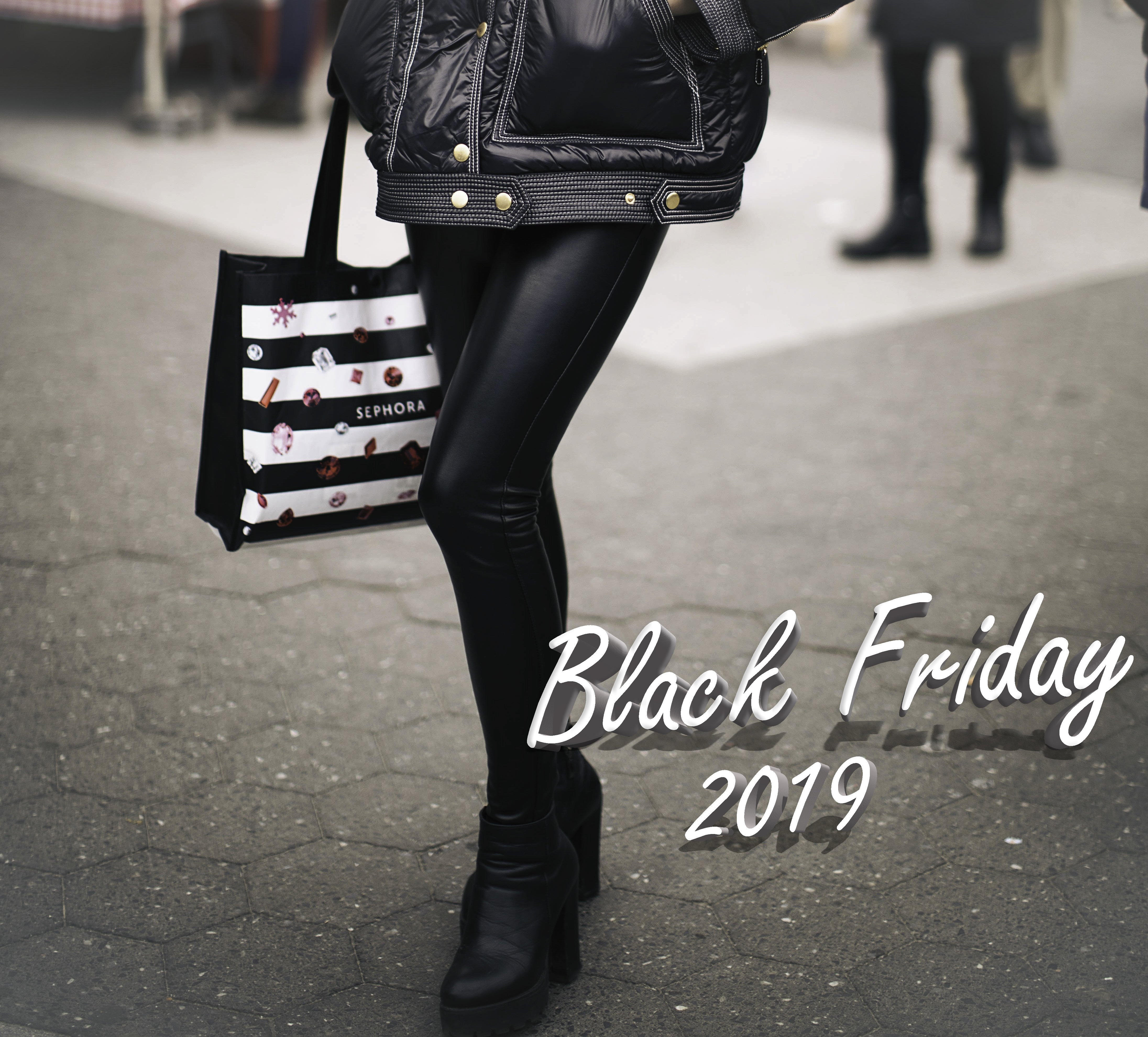 Black Friday 2019 Makeup Shop List