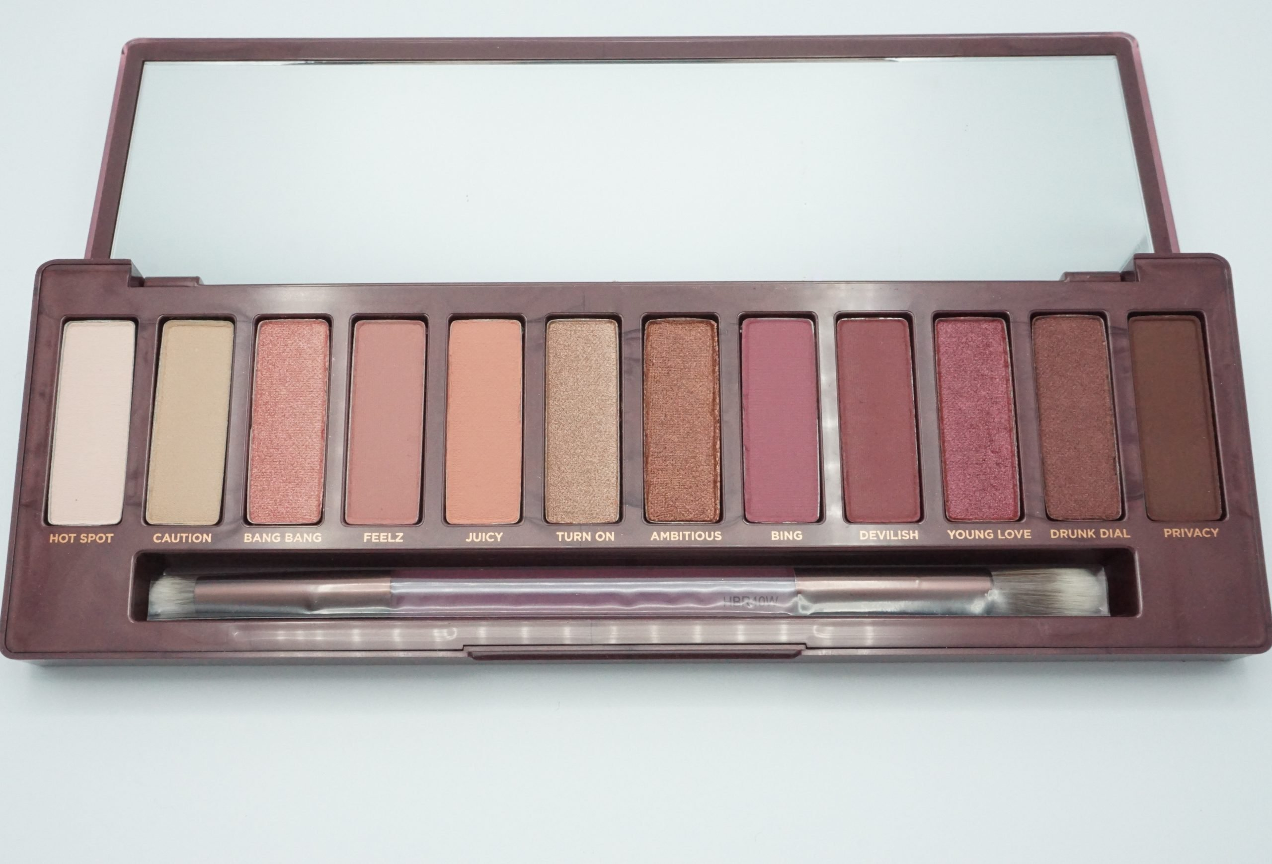 Urban Decay Naked Cherry Palette Review & Swatches