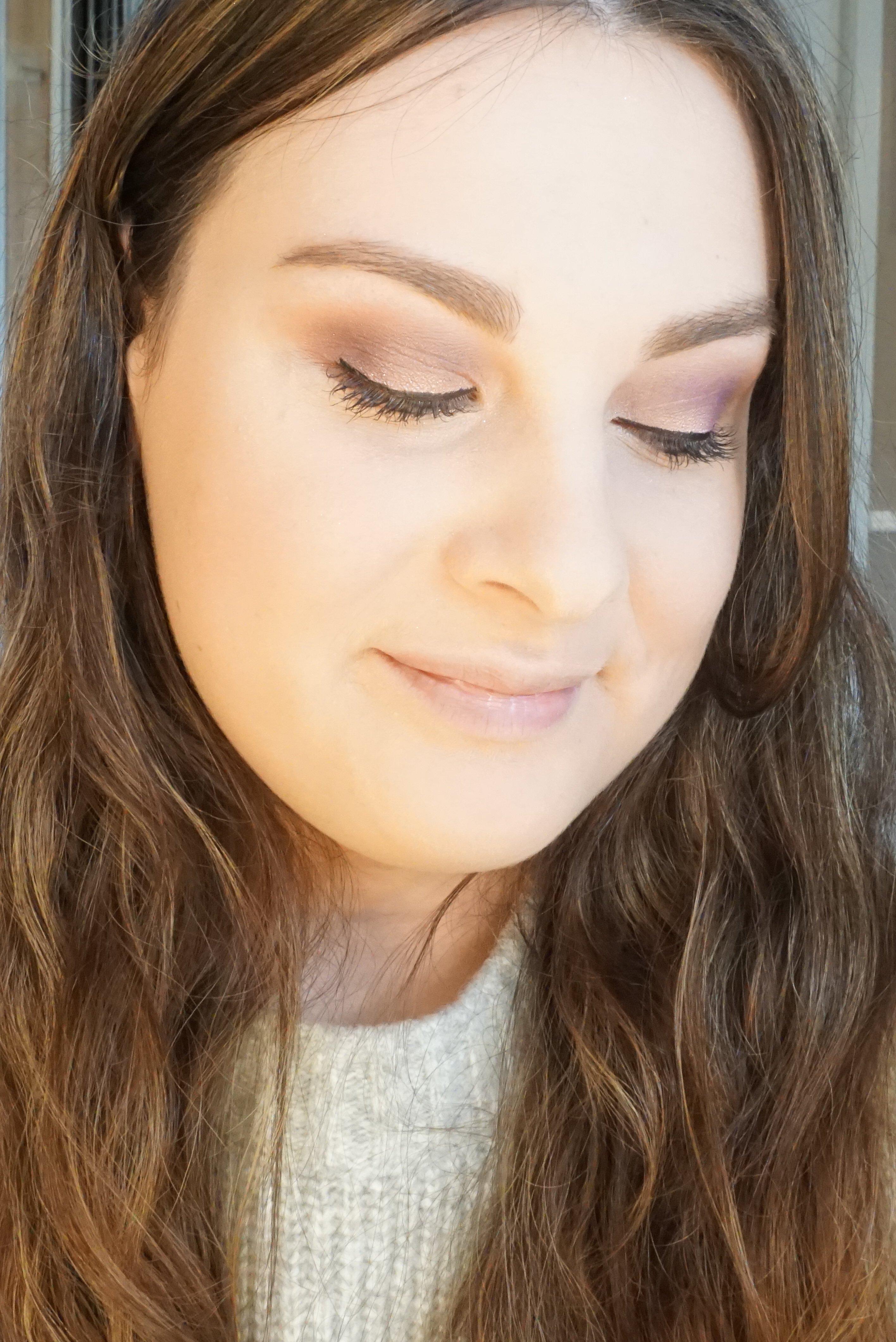Anastasia Beverly Hills x Carli Bybel Palette Makeup Look