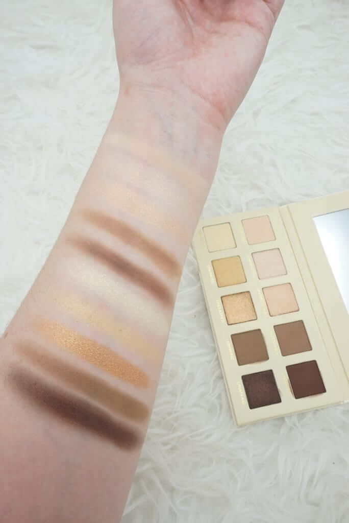 LORAC Cosmetics Unzipped and Unzipped Gold Palettes + more | Haul, Review, and Swatches ⋆ Beautymone