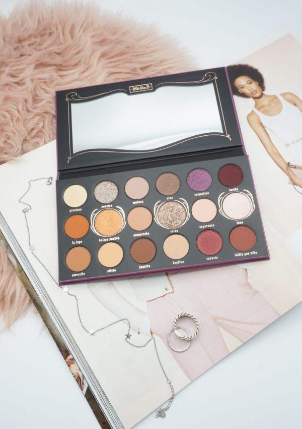 New Kat Von D Lolita Por Vida Eyeshadow Palette Review