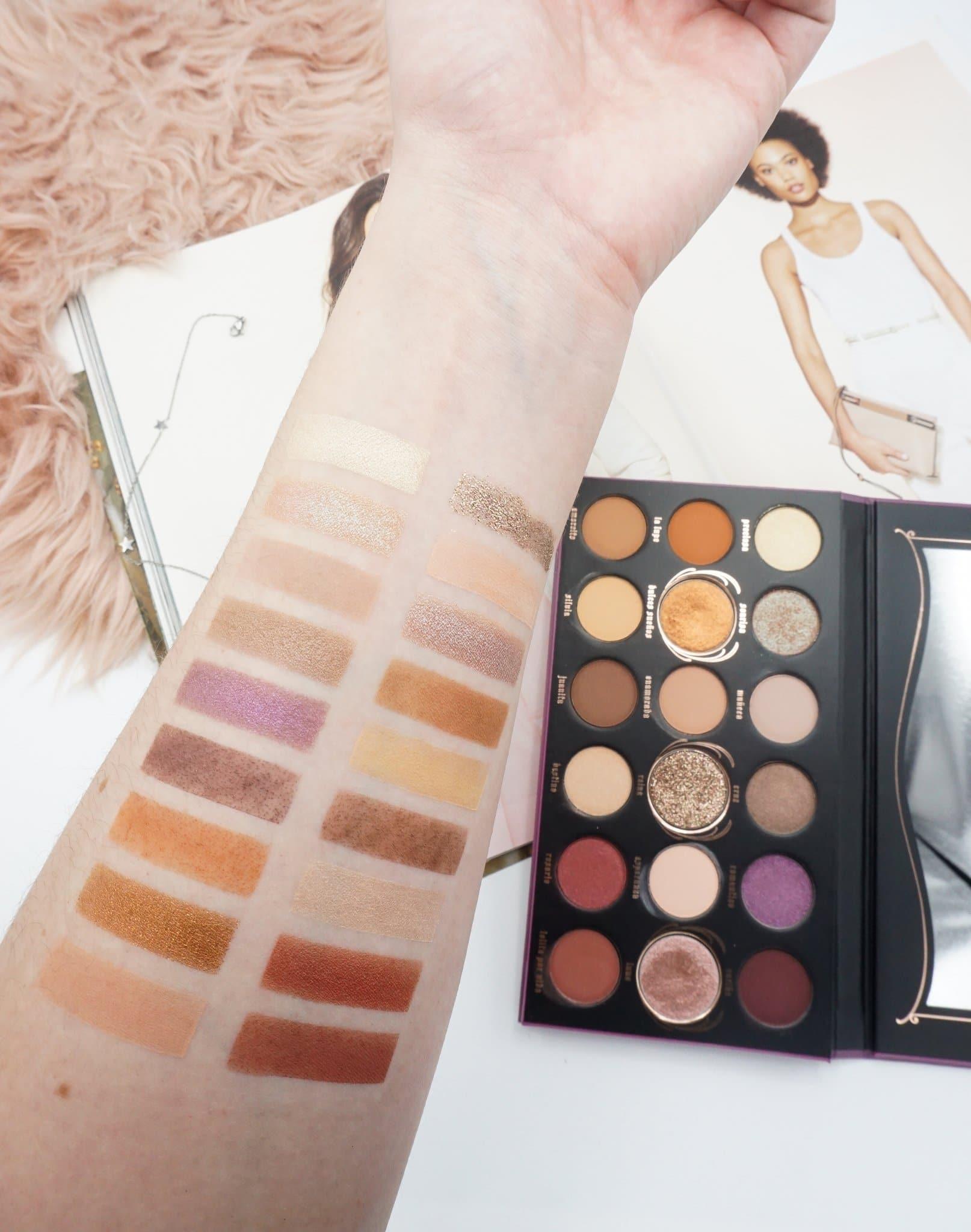 New Kat Von D Lolita Por Vida Eyeshadow Palette Review ⋆ Beautymone