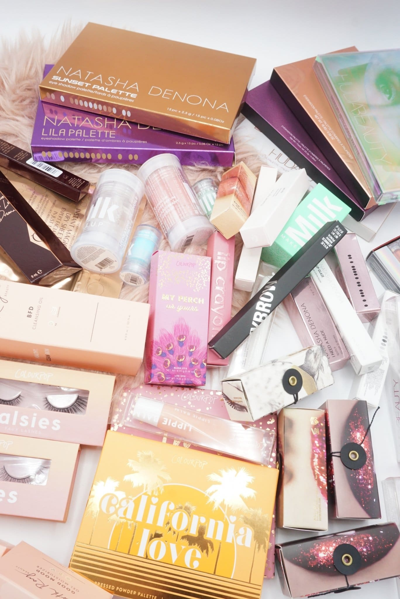 I Bought an Insane Amount of Makeup and Skincare During the Black Friday Sales