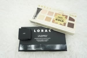 LORAC Cosmetics Unzipped and Unzipped Gold Palettes + more ⋆ Beautymone