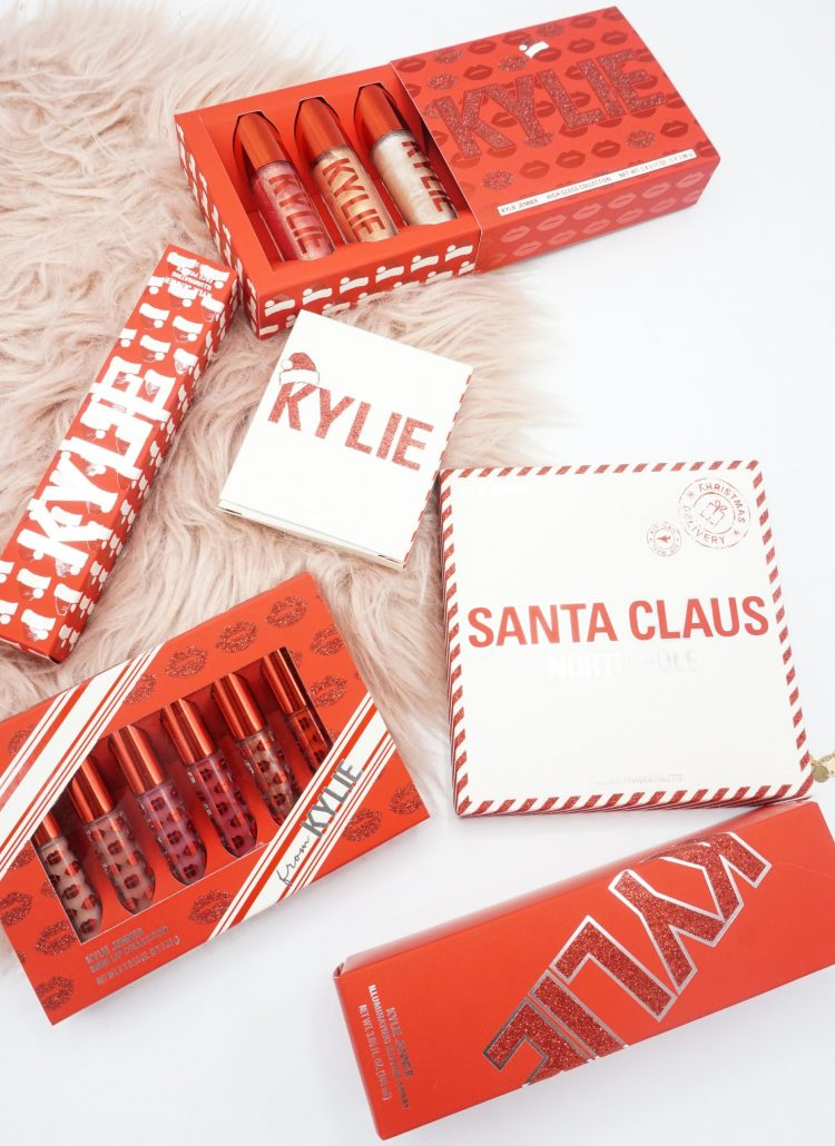 Kylie Cosmetics Holiday 2019 Collection