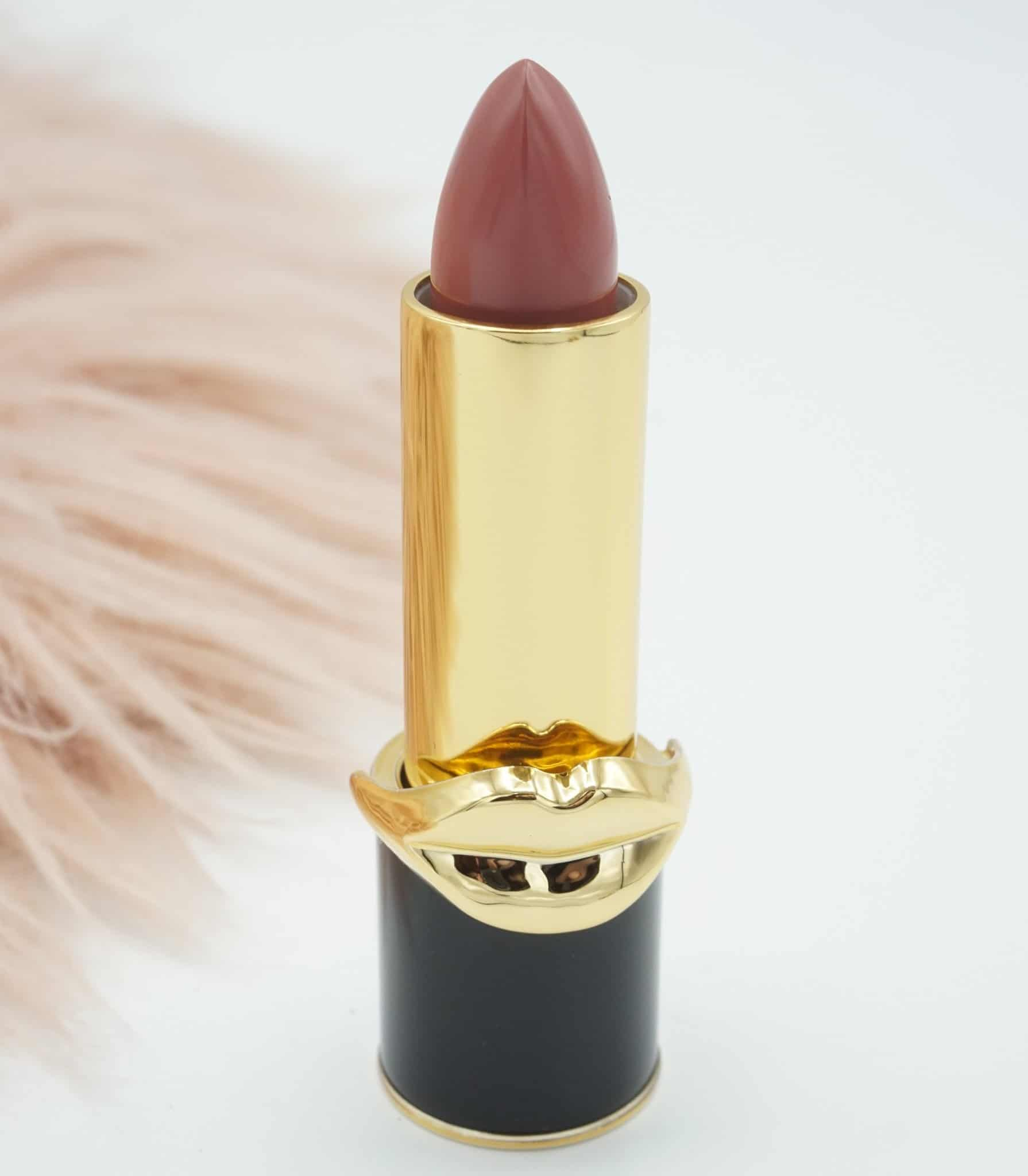 Expensive Pat McGrath Labs LuxeTrance Lipsticks Review ⋆ Beautymone