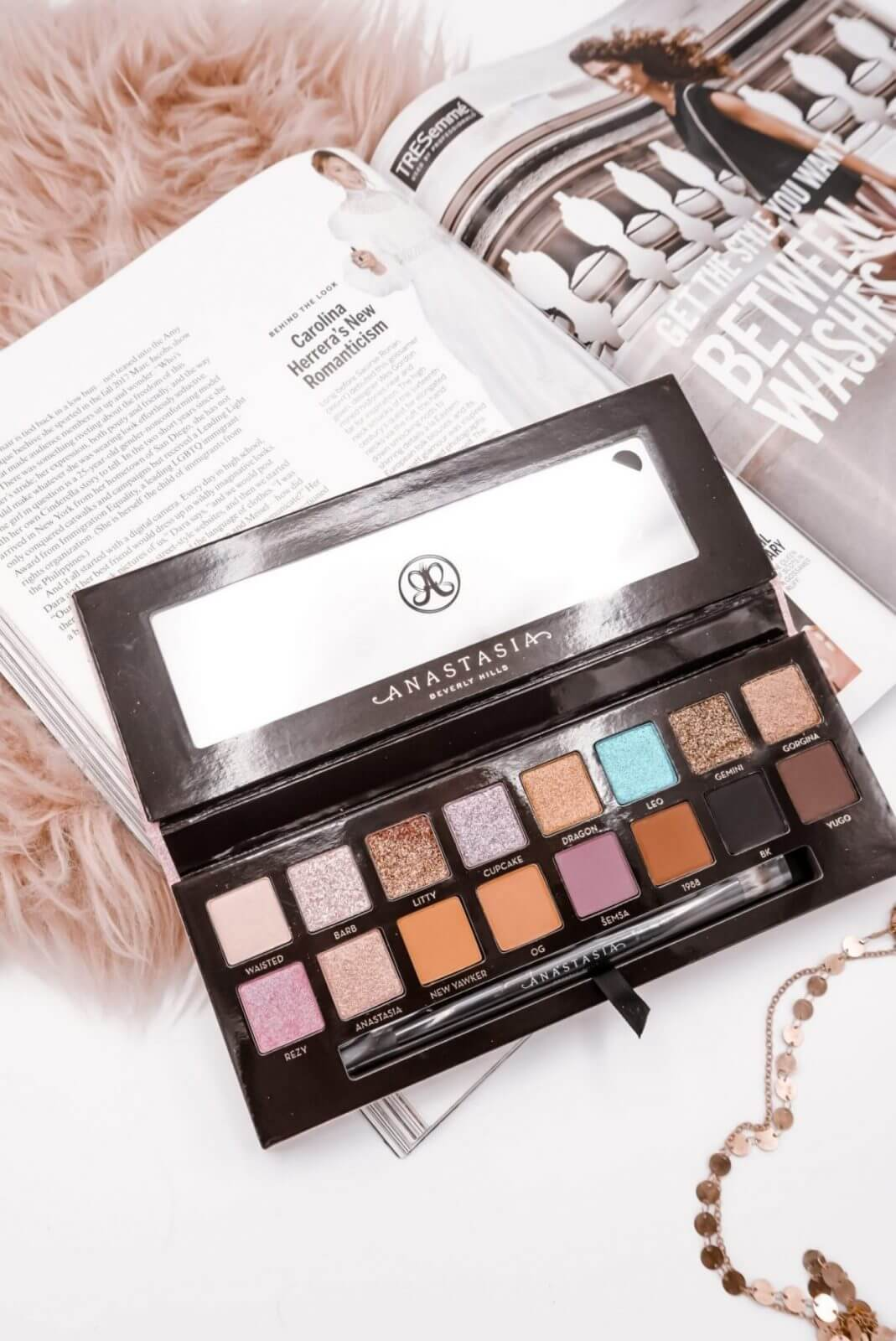 Anastasia Beverly Hills Amrezy Palette Review