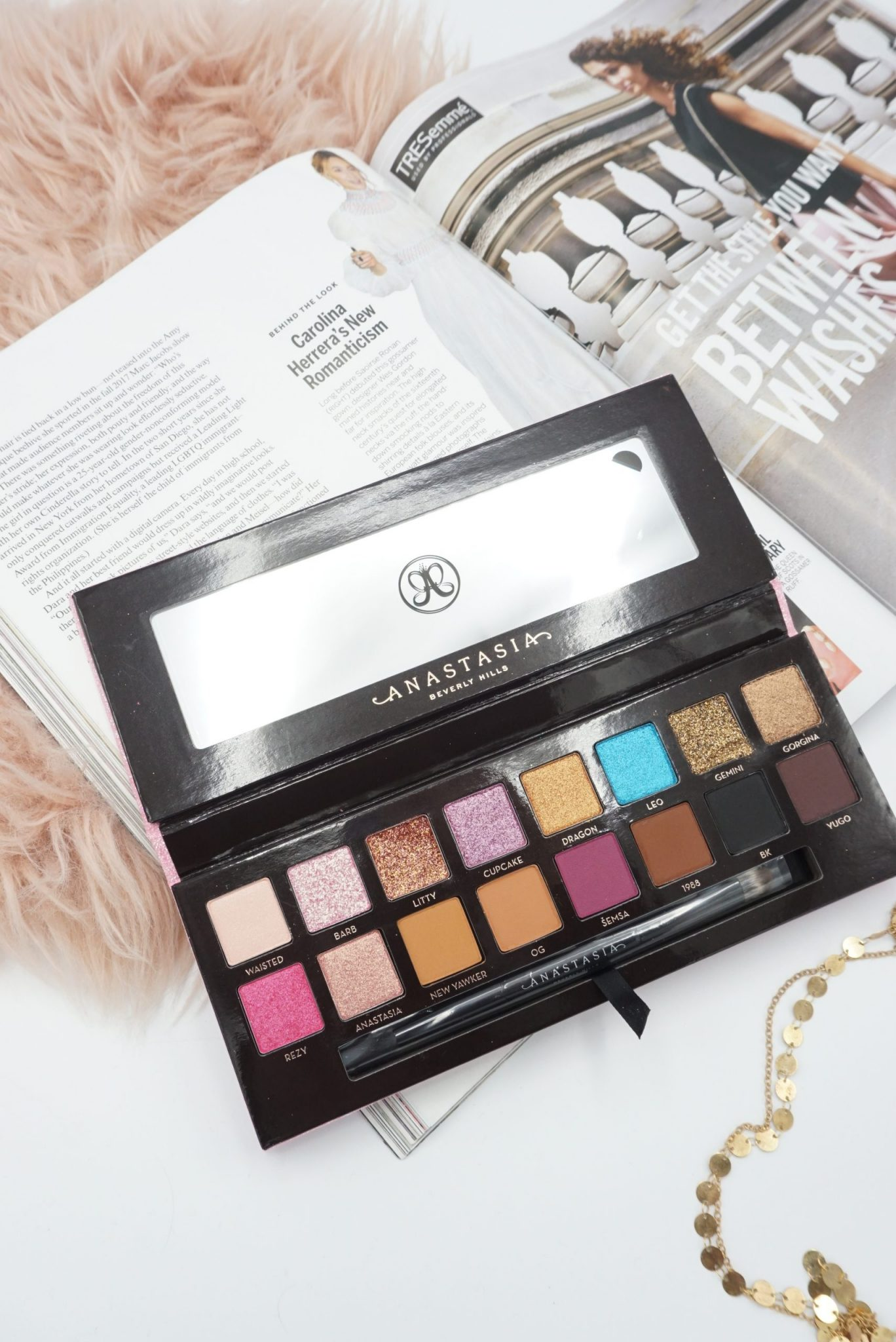 Anastasia Beverly Hills Amrezy Palette Review ⋆ Beautymone