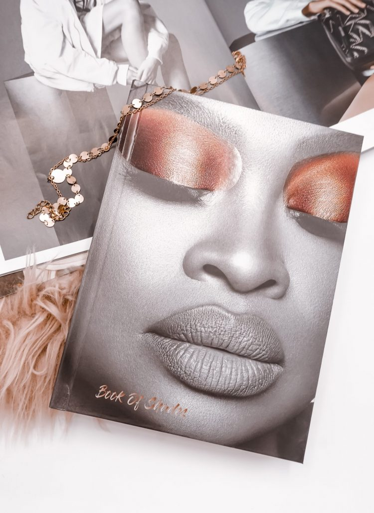 New Coloured Raine Book Of Shades: Store Up to 72 Eyeshadow Singles!