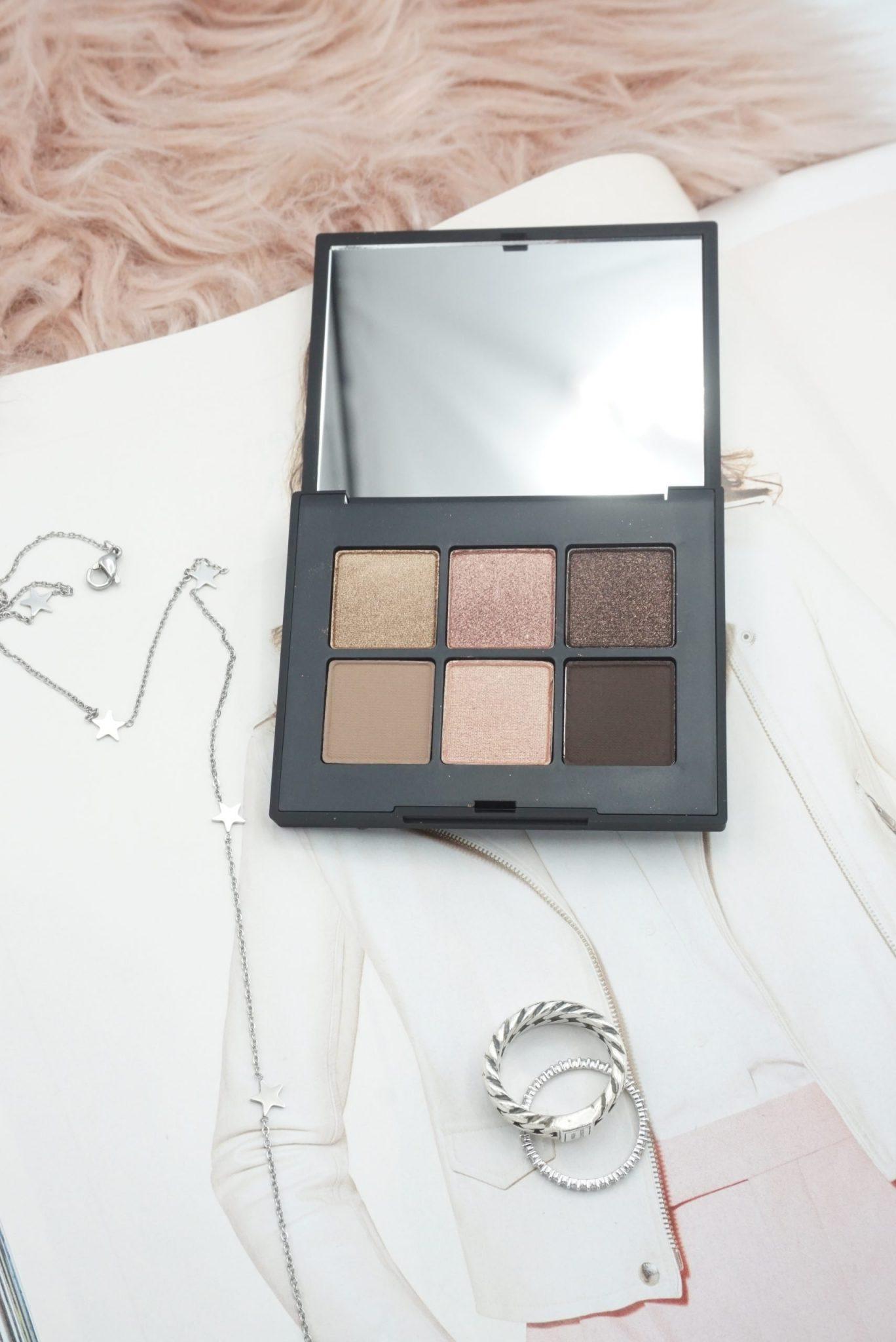 NARS Voyageur Eyeshadow Palette in Suede