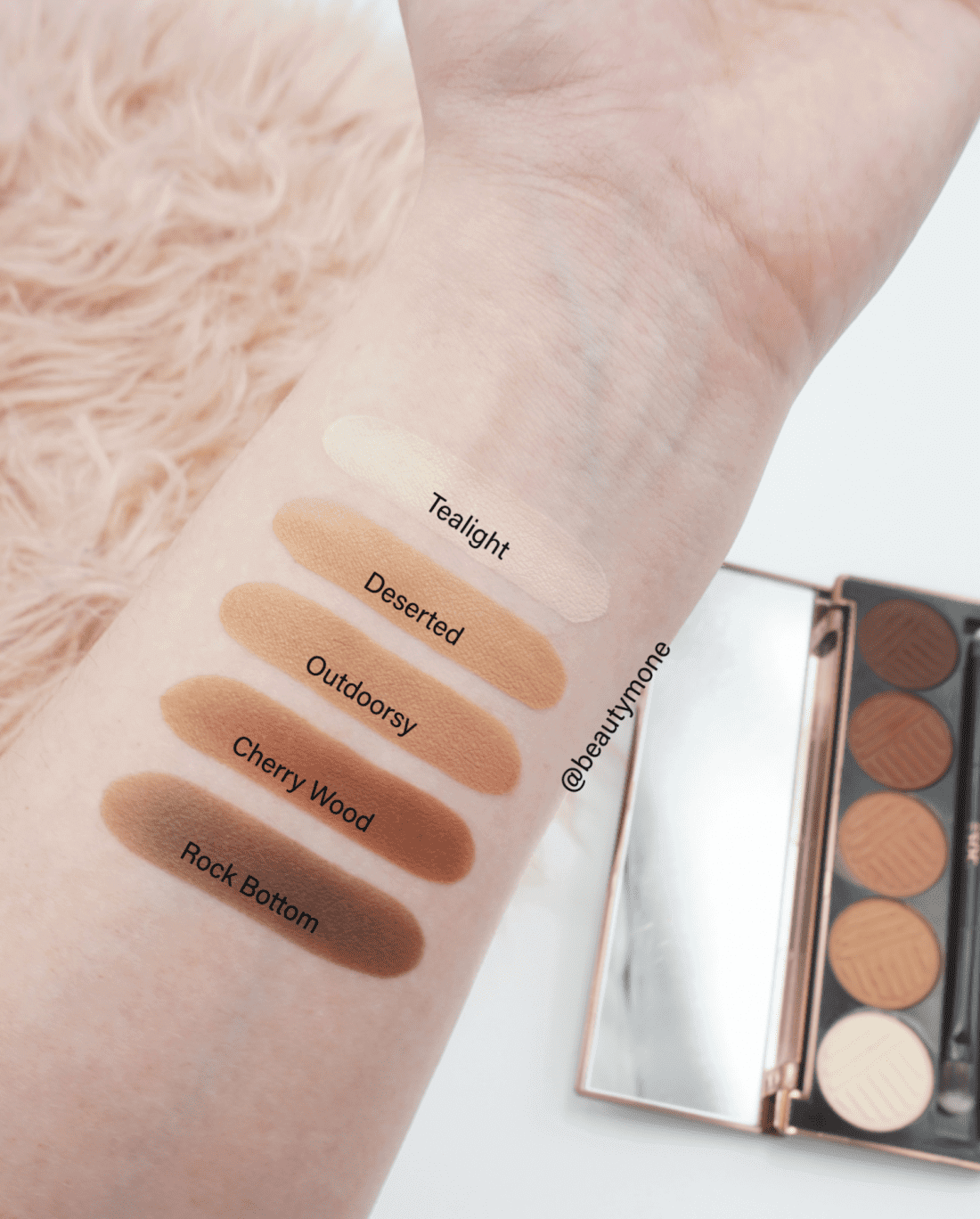 The Stunning Dose of Colors Baked Browns Palette Review ⋆ Beautymone