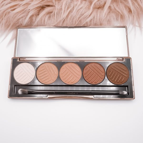 The Stunning Dose of Colors Baked Browns Palette Review