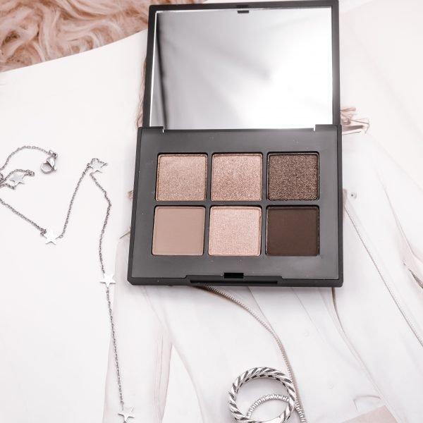 NARS Voyageur Eyeshadow Palette in Suede Review