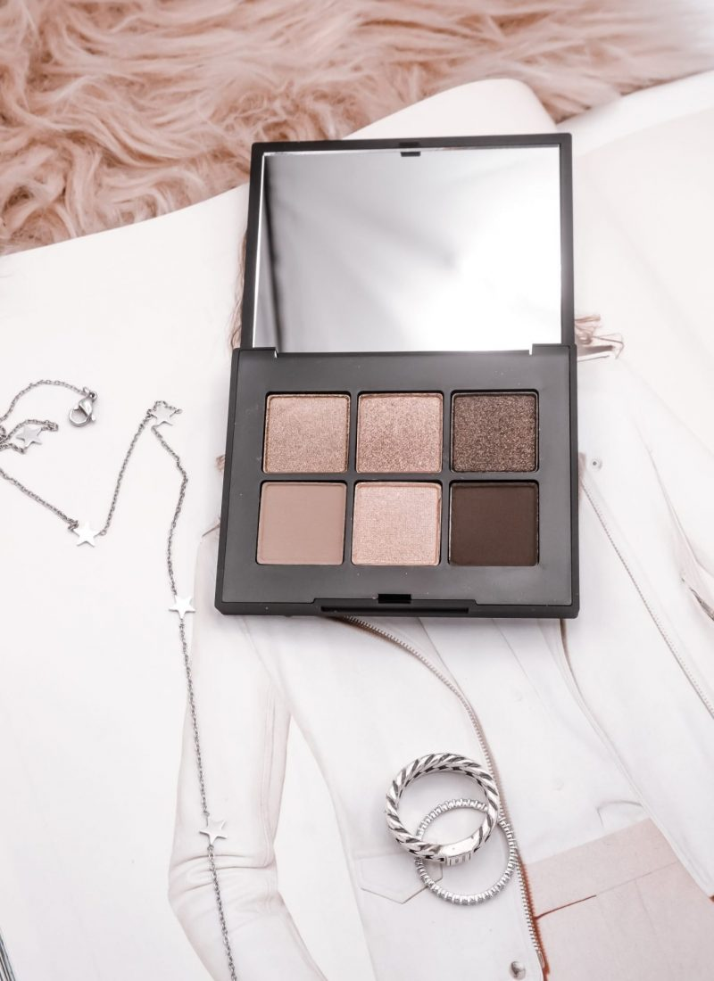 NARS Voyageur Eyeshadow Palette in Suede Review