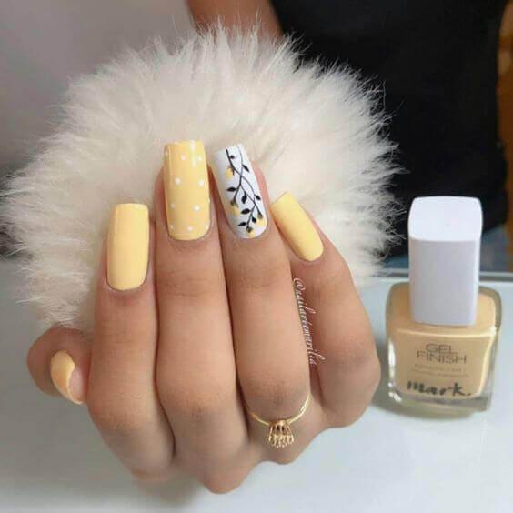 30 Lovely Spring Nail Designs ⋆ Beautymone