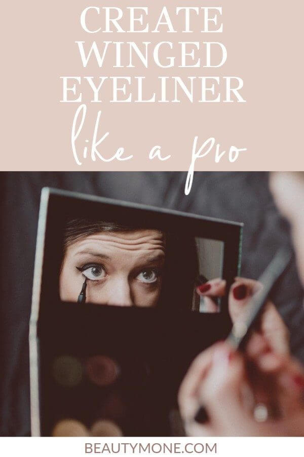 How To Do Winged Eyeliner for the Perfect Cat Eye ⋆ Beautymone
