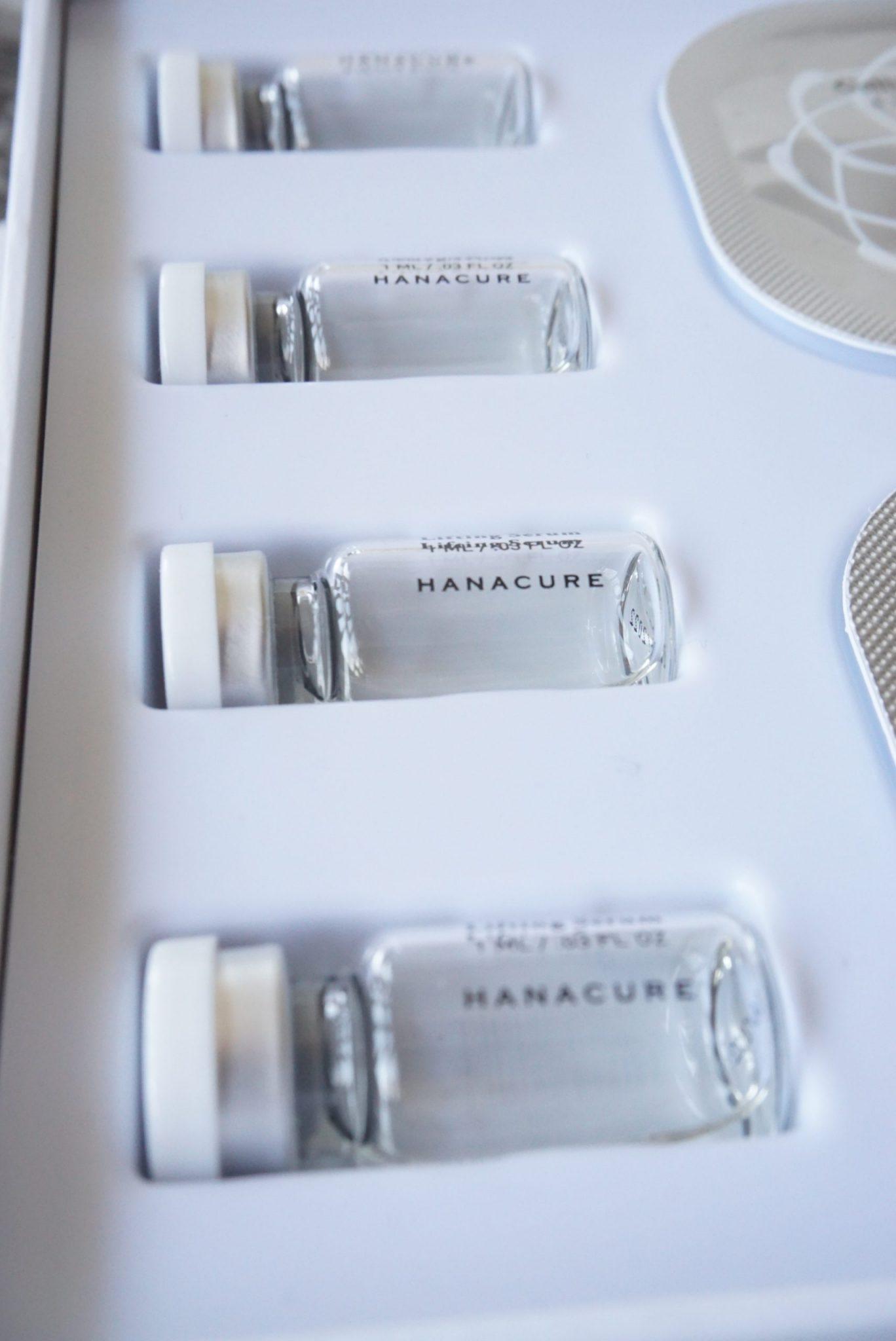 Testing Out The Innovative Skincare Brand Hanacure ⋆ Beautymone