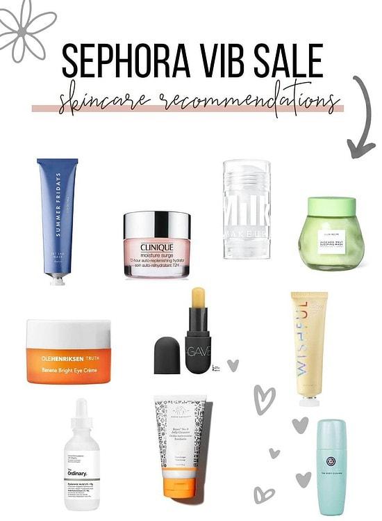 20 Sephora VIB Sale Recommendations ⋆ Beautymone