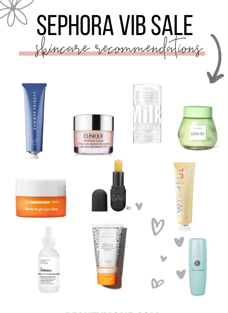 20 Sephora VIB Sale Recommendations